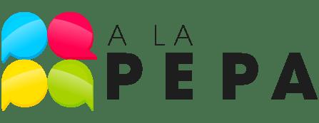 A LA PEPA Logo